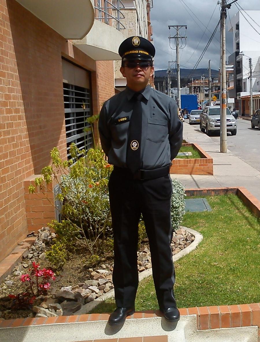 Requisitos para el porte del uniforme de Vigilancia y Seguridad - Serviboy  Ltda df78f069739d5