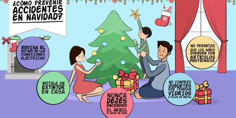 Tips de Seguridad para armar la Navidad en Casa - Serviboy Ltda